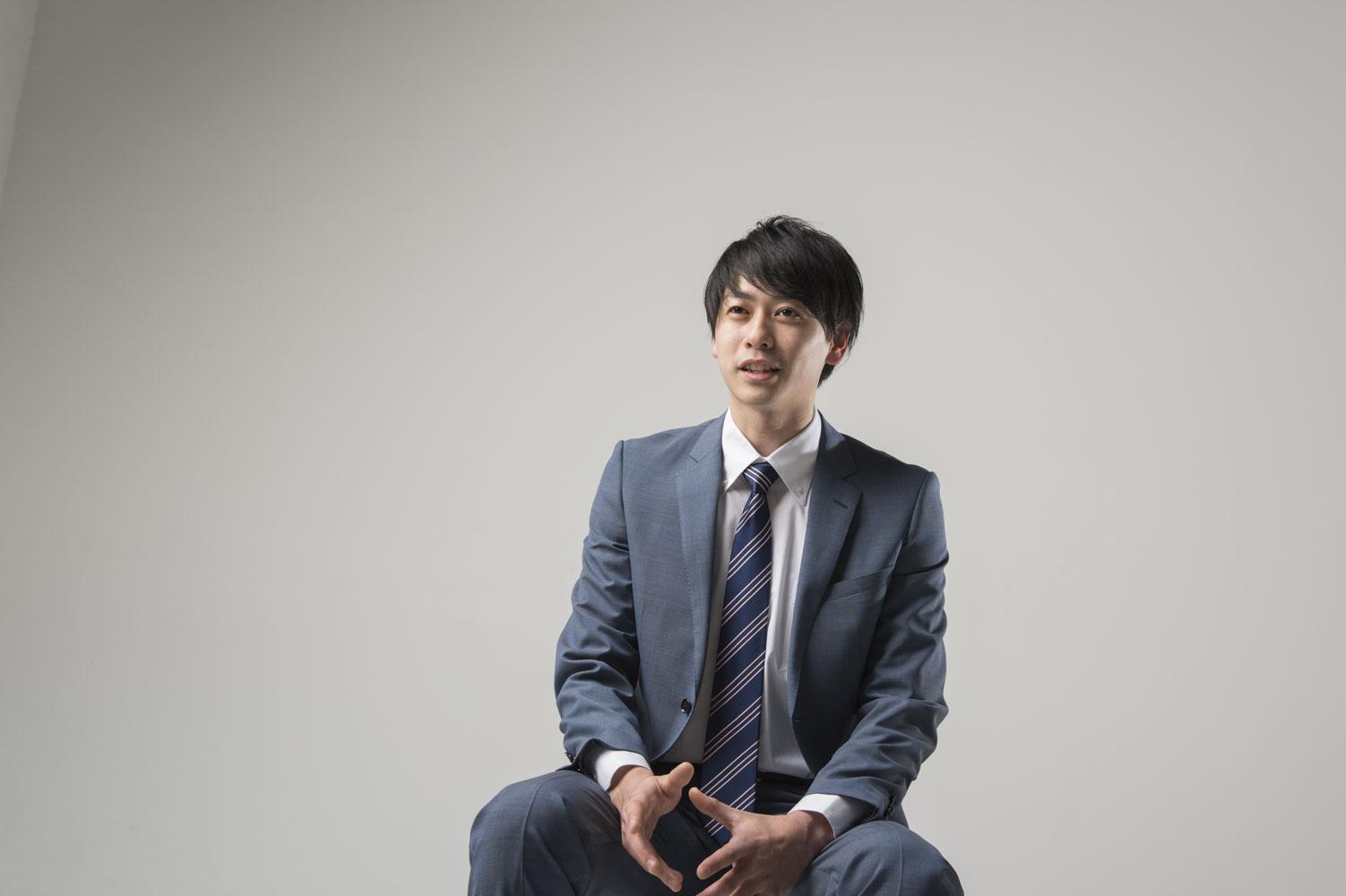 日本代表復帰への思いと、チームについて語る清家選手。