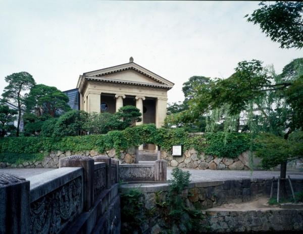 はじまり 大原美術館 本館 外観 (800x619)
