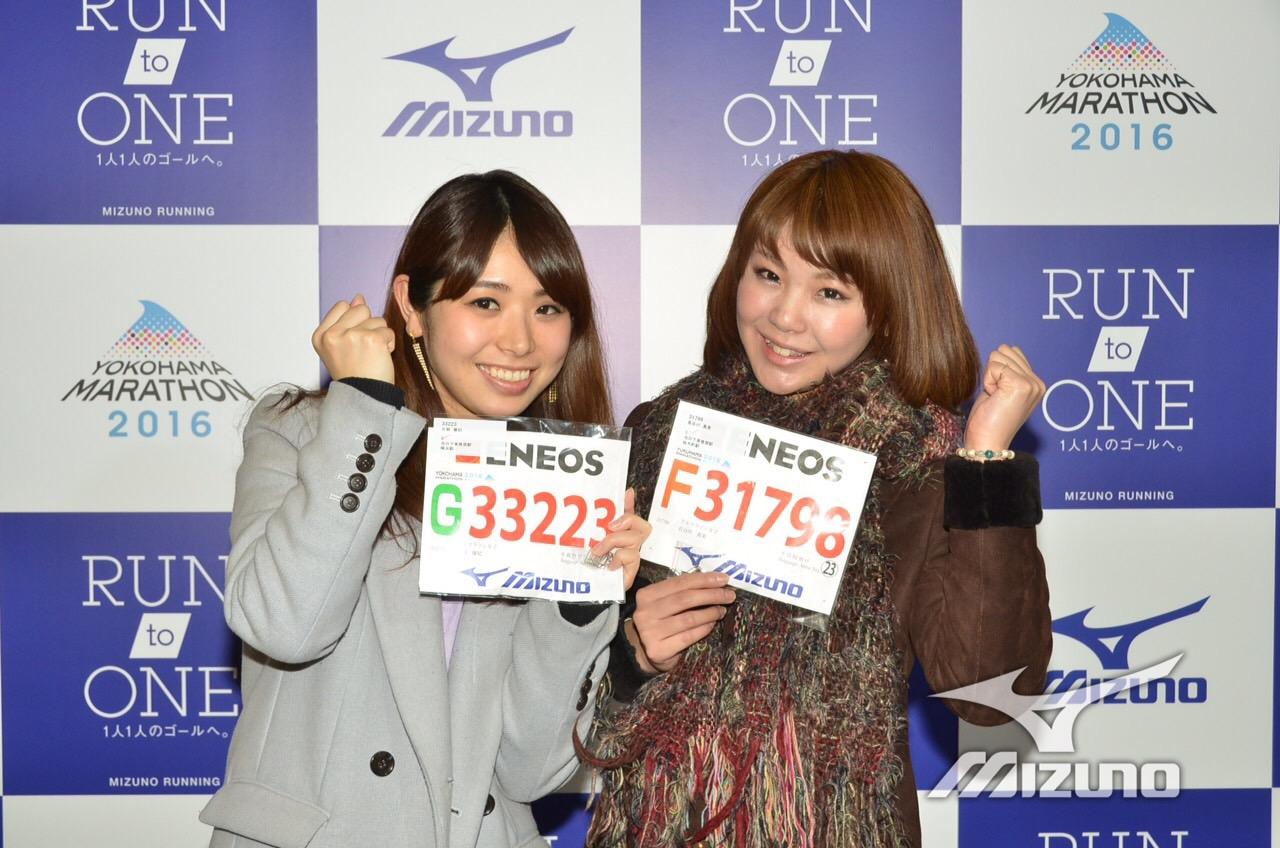横浜マラソンのEXPOに参加してきました!