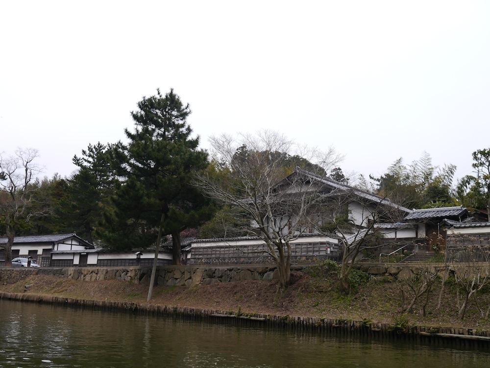 松江城城下町