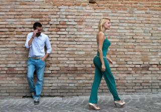 【見られてる】男性が一瞬で恋愛対象から外してしまう女性の靴。