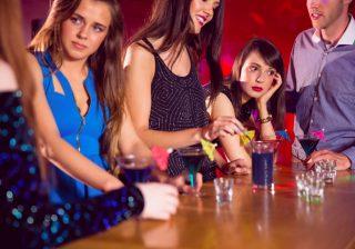 【女友達に人気が集中】もし、合コンでスポットライトを浴びなかったら。