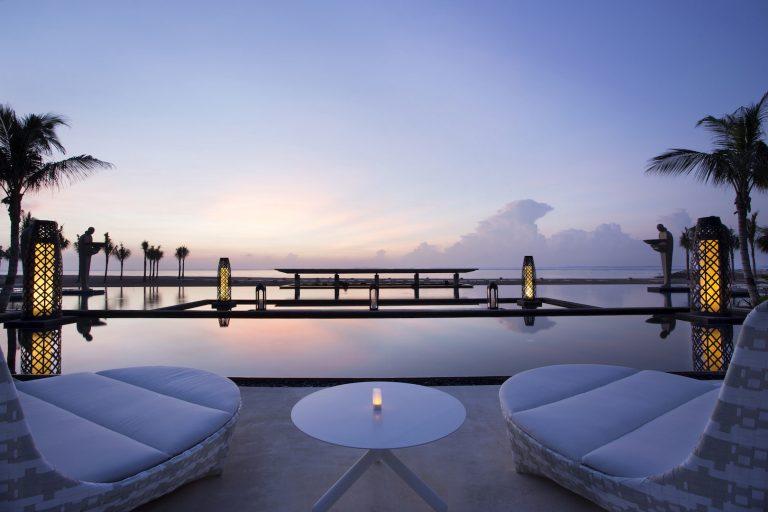 Mulia Resort - Ocean Pool