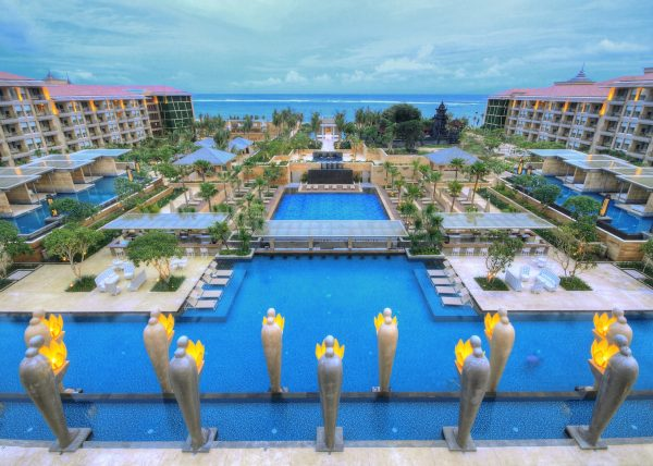 Mulia Resort - Overview