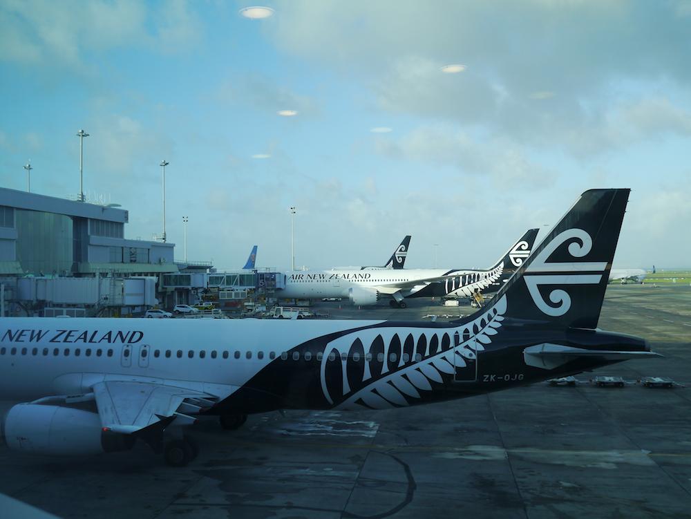 ニュージーランド航空は、スターアライアンスグループ!