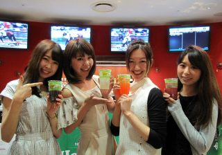 【競馬場はおいしい】今回はちょっと大人に。東京競馬場のカクテルバーで名馬カクテルを!