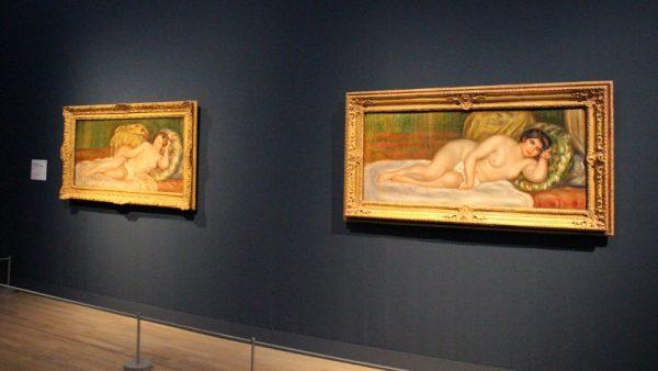 ルノワール裸婦