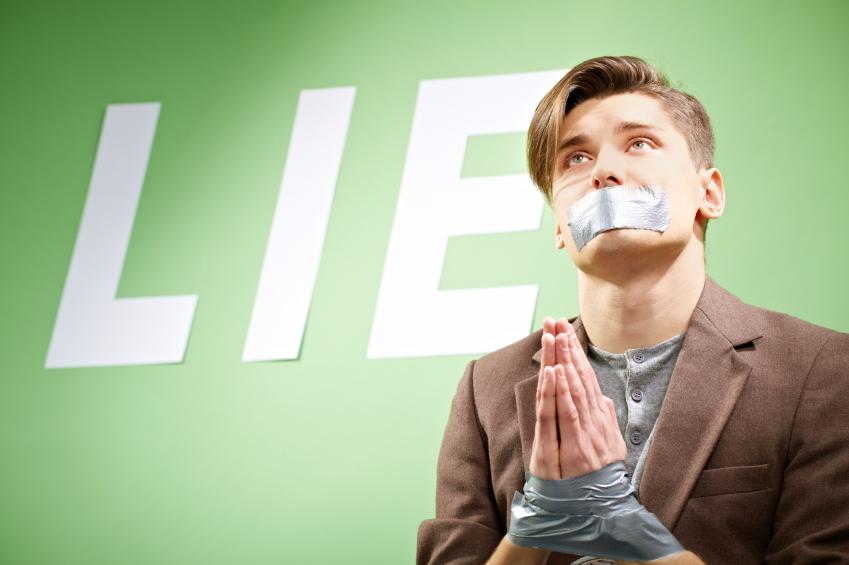 なぜ、人は嘘をついてしまうのか……。