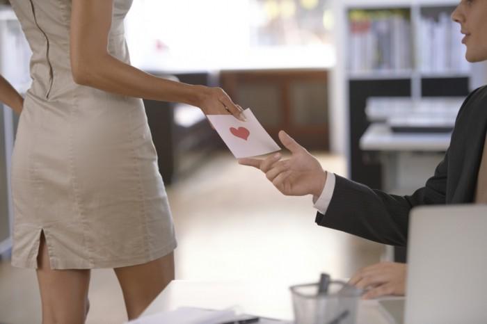 刺激的なのも職場恋愛の魅力のひとつ。