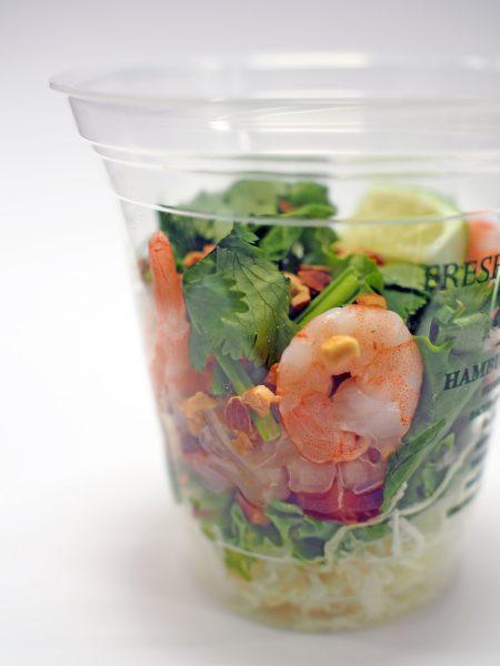 「タイ風春雨サラダ」¥300