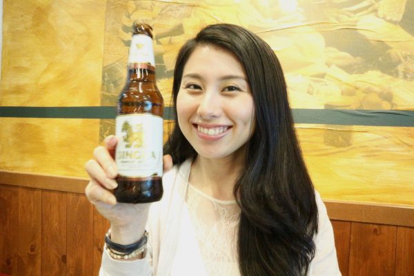 「シンハービル瓶」¥450