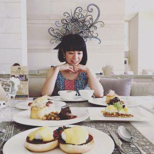 【バリ島高級ホテルグルメ】朝からフォアグラ! 『MULIA』の豪華ブレックファースト♪