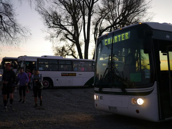 バスも本数がたくさんあって並ぶことなく乗れました!