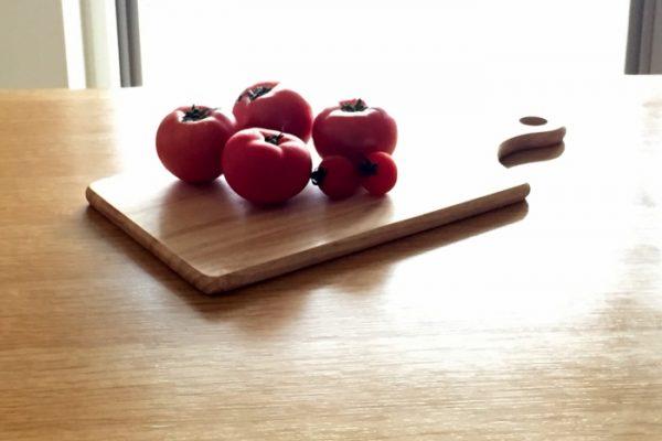 カメラテク逆光カーテンなし良いトマト