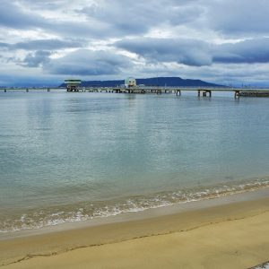 【初心者もハマる!】海釣り & BBQを楽しめる『福岡市海づり公園』♪