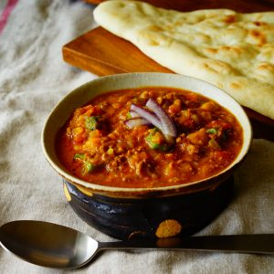 【ダイエット&美肌に】ネバネバが効く! オクラと豆のカレー、『チャナ・マサラ』。