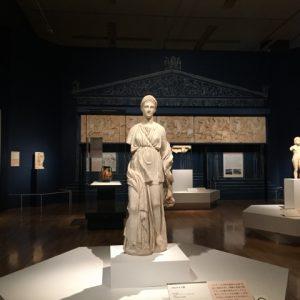 【美♡の源】美しいハダカにドキドキ! 特別展『古代ギリシャ―時空を超えた旅―』