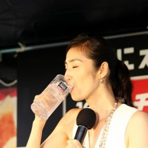 【夏飲みデートに♪】天海祐希さんも登場! チューハイガーデンに行ってみた!