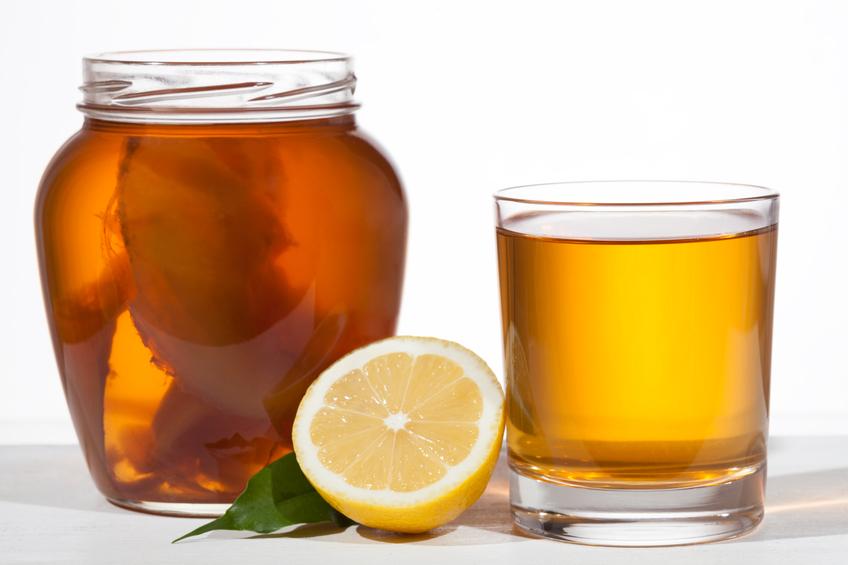 昆布茶ではなく、栄養バランスのいい発酵飲料なのです。