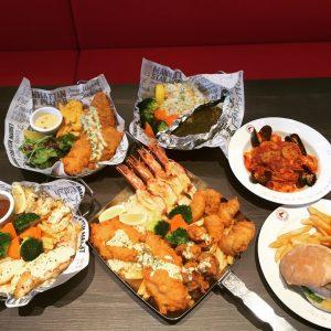 【豪快がウリ】アメリカンシーフードスタイルレストラン 『The Manhattan FISH MARKET』の勢いが止まらない!
