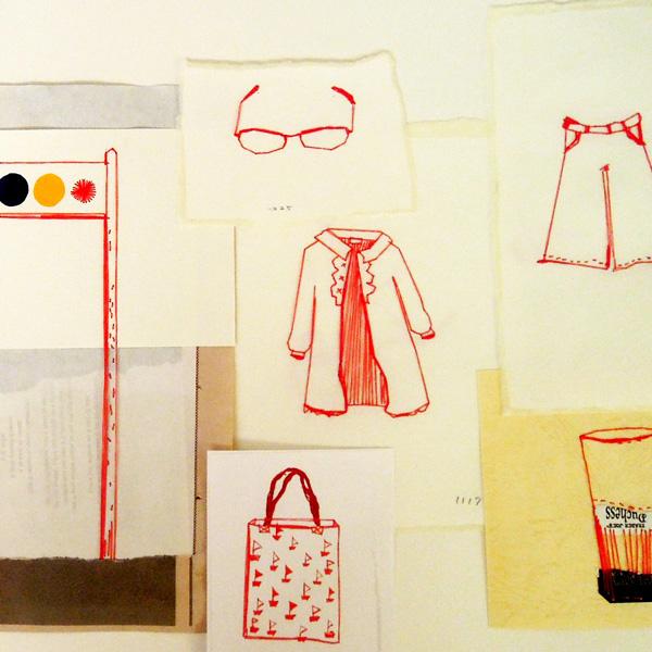 モンデンエミコ«刺繍日記»2010-2015年