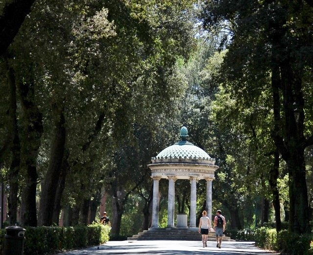 ローマ公園