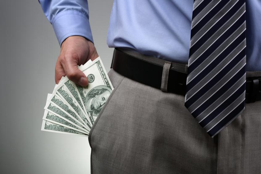 金銭的な余裕は心のゆとりにつながります。