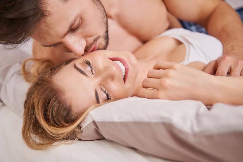 満たされたセックスは、愛を深めます♡