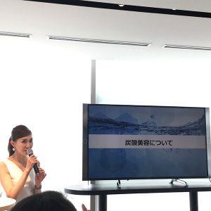 【シュワシュワ弾ける!】炭酸美顔器『炭酸イオンエフェクター』がPanasonic Beautyから登場!