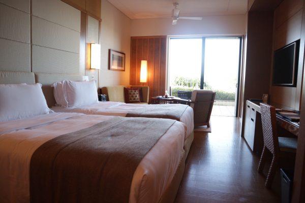 デラックスツインルーム(1〜4階、52室)