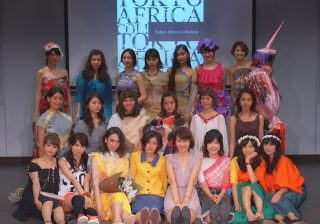 【anan総研メンバーがMCに!】大学生が手がけたファッションイベント『Tokyo Africa Collection 2016』