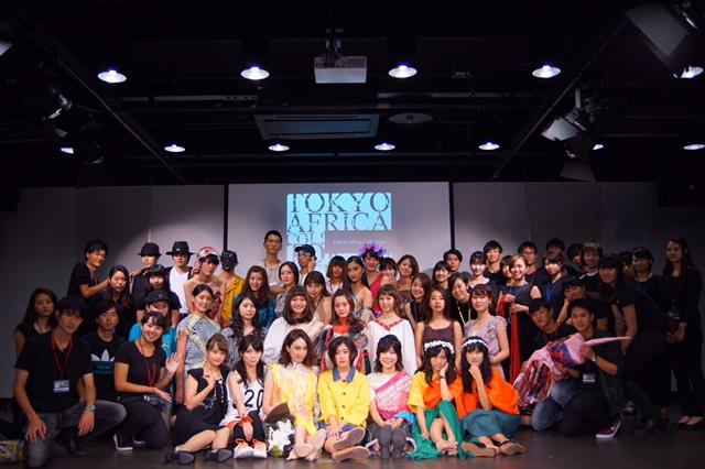 イベントに携わったメンバー全員で記念撮影!