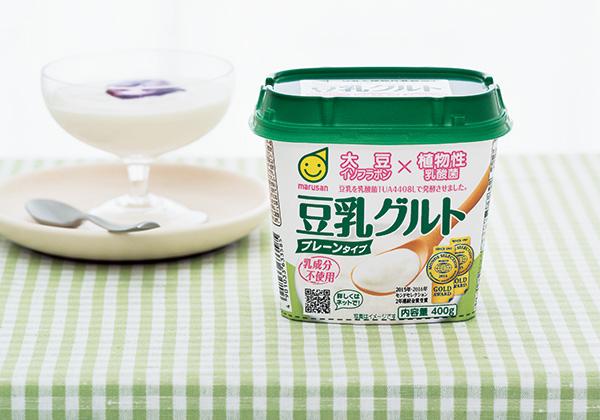 豆乳グルト 400g ¥250(標準価格)