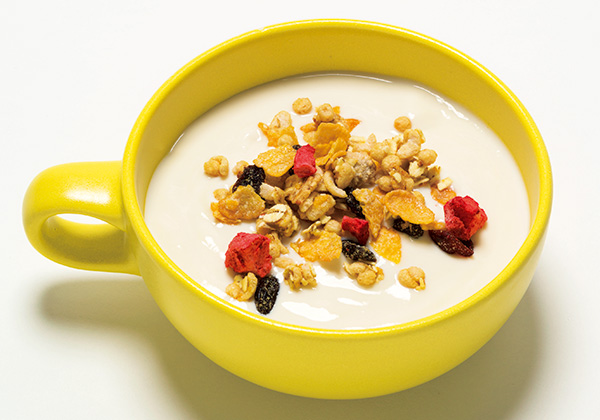 ダイエット中の朝食にも