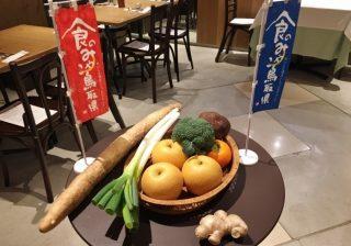 【地味にうまい!】ブランド和牛や濃厚旬野菜を堪能♡『鳥取県レストランフェア』開催!