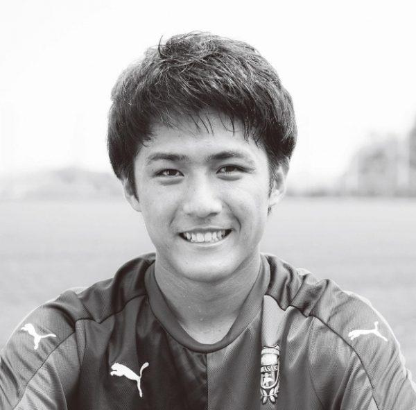 おおしま・りょうた 1993年生まれ、静岡県出身。'11年5月にJリーグデビュー。背番号は16。昨年U‐22日本代表に招集。