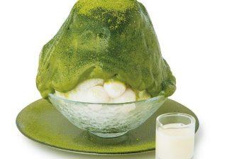 エスプーマ仕立てって何? 行列必至、京都の贅沢「抹茶かき氷」の店!