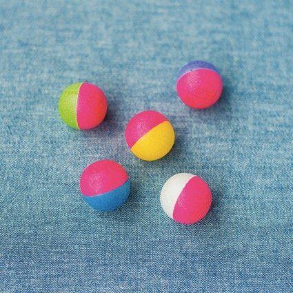 尾張屋の「匂い玉」 かおり丸(全5色)各¥180