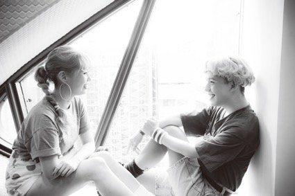 ぺこ&りゅうちぇる 若者たちのファッションリーダーからお茶の間の人気者へと大躍進中。