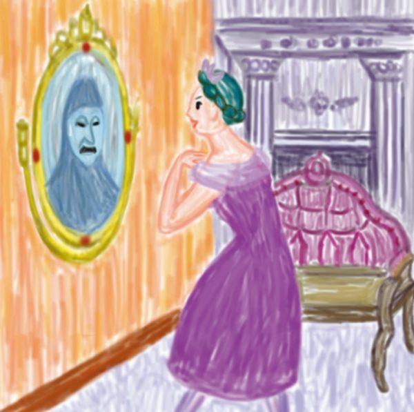 鏡の中のあなたは、もう一人の私。