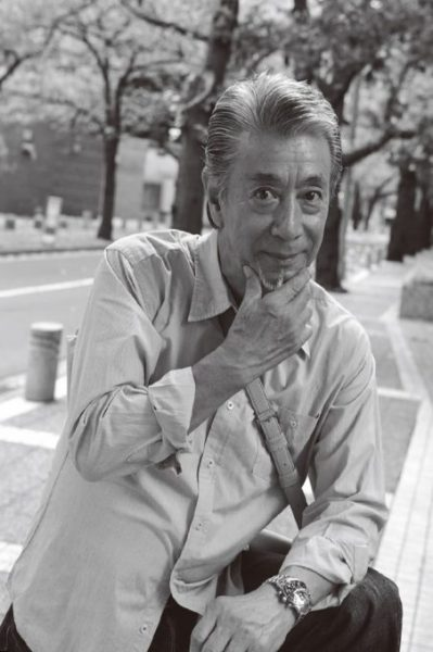 """たかだ・じゅんじ 1947年1月21日生まれの69歳。ダンディな外見とは裏腹な""""テキトー""""キャラが人気で、タレントのみならず俳優としても活躍。『高田純次のセカイぷらぷら』(BS 12 トゥエルビ)に出演中。写真提供:テレビ朝日『じゅん散歩』"""
