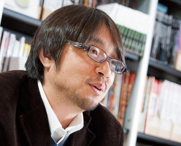 放送作家の小山薫堂さん。