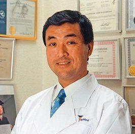 臨床栄養士の佐藤章夫さん