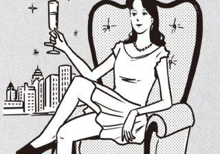 """女性の憧れ""""アルファウーマン"""" 坂上忍「トイレに貼っておけ」"""