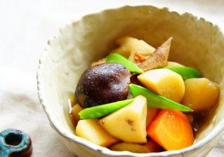 【むくみ&肌荒れ解消♡】ほっと落ち着く家庭の味、里芋の『筑前煮』。