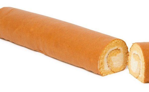 Natural Cream Kitchen(ナチュラル クリーム キッチン)「50(ゴーマル)ロール(プレーン)」50cm¥6,000(税込み) この長さはほかにない!? グルテンフリーなロングロール。
