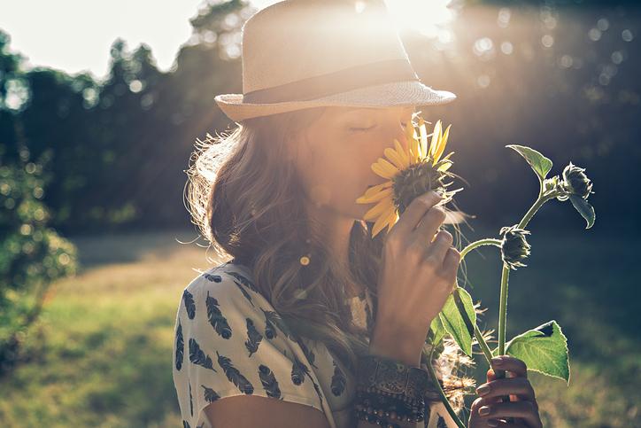 この花がいいのか、花に囲まれた生活がいいのか。私が望むのは?