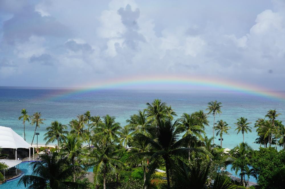 こんな虹が見られるかも!