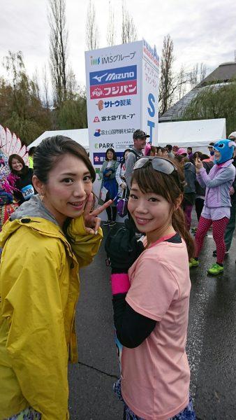 左が斉井さん、右が遠藤部長。
