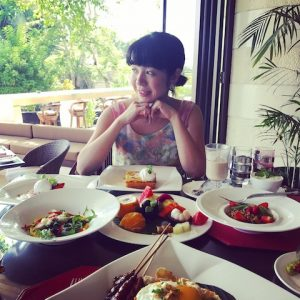 バリ『AYANA』で迎える朝♡ ナシゴレン、フレンチトーストの絶品朝食!